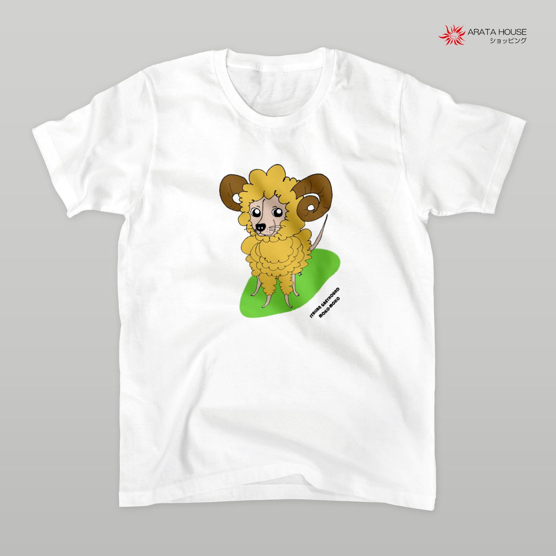 MOKO-MOKO|ARATA HOUSEオリジナル|Tシャツ