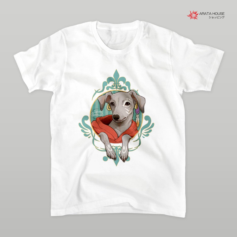 まなざし design by komiti|ARATA HOUSEオリジナル|Tシャツ