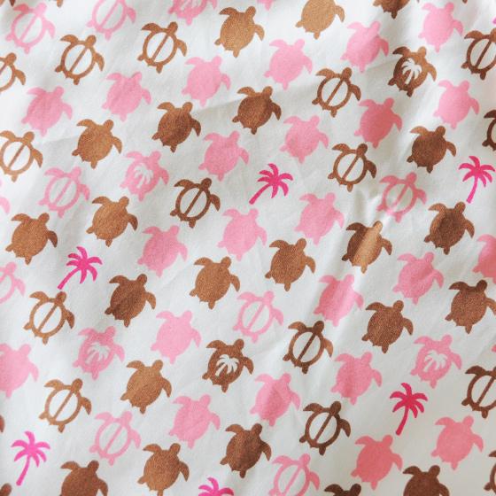 小型犬用の犬服|カメプリント|シェルピンク