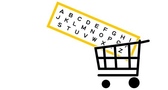 ARATA HOUSEオリジナルワッペン|アルファベット3文字