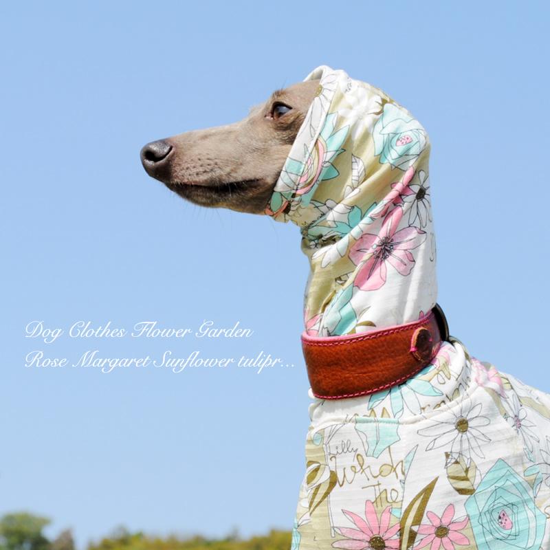 犬服|Flower Garden