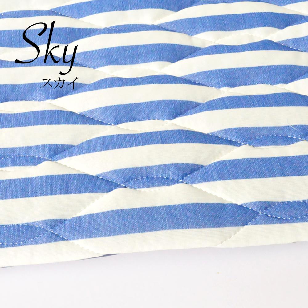 寝袋&カフェマット|暑い日も快適に「ひんやり涼しい」「吸汗速乾」「しなやかで、やわらかい」|マーベラスクールキルト生地|選べる3カラー(白くまくん/ペールクリーム/アクア)