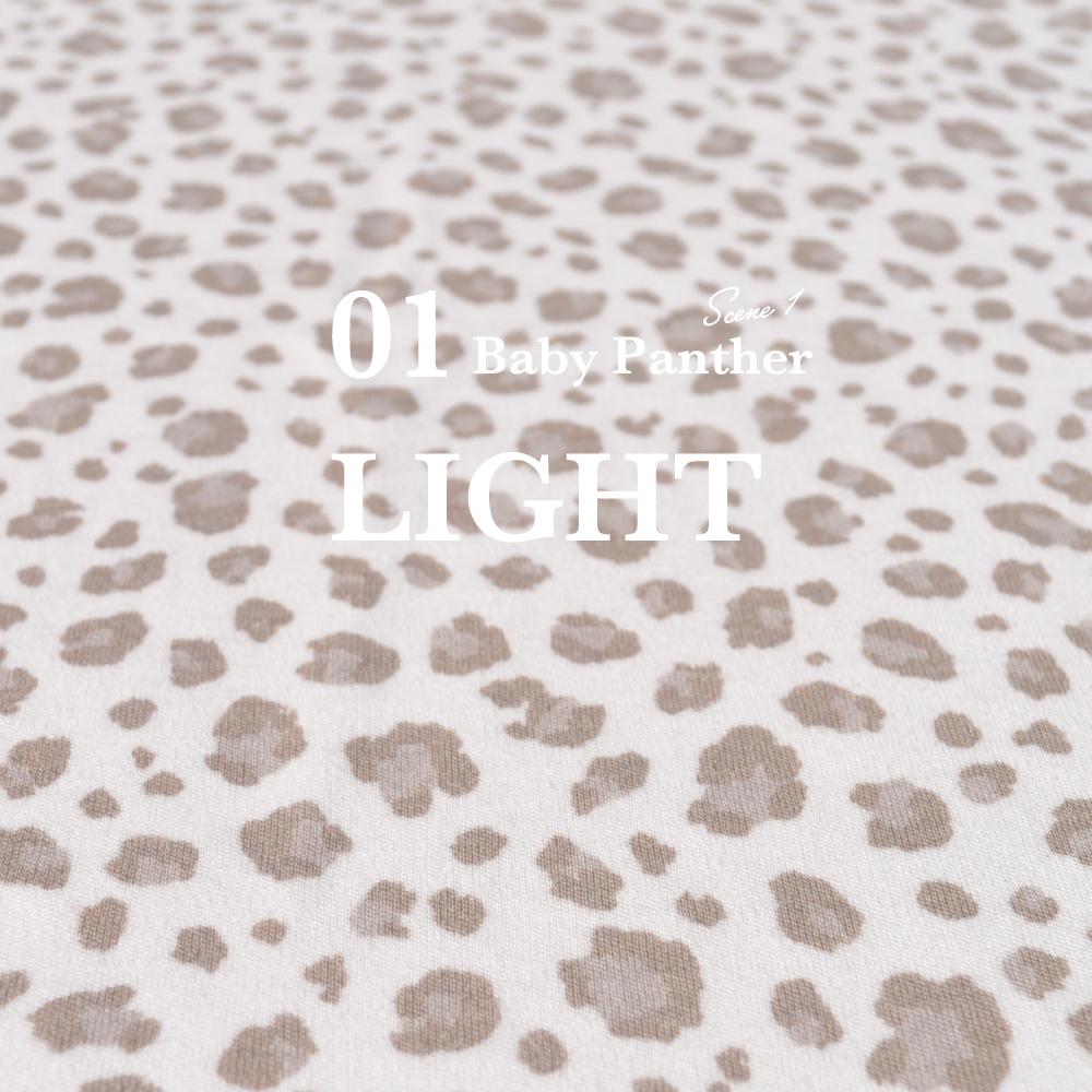 犬服|Baby Panther(豹柄)|選べる3タイプ×2カラー(ライト/ダーク)