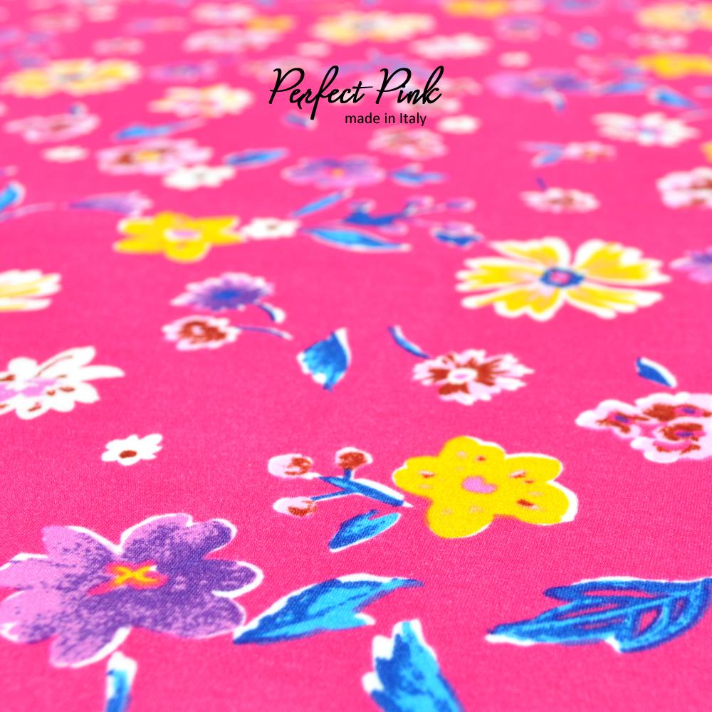 犬服|Perfect Pink|イタリア製舶来ニットプリント|選べる4タイプ