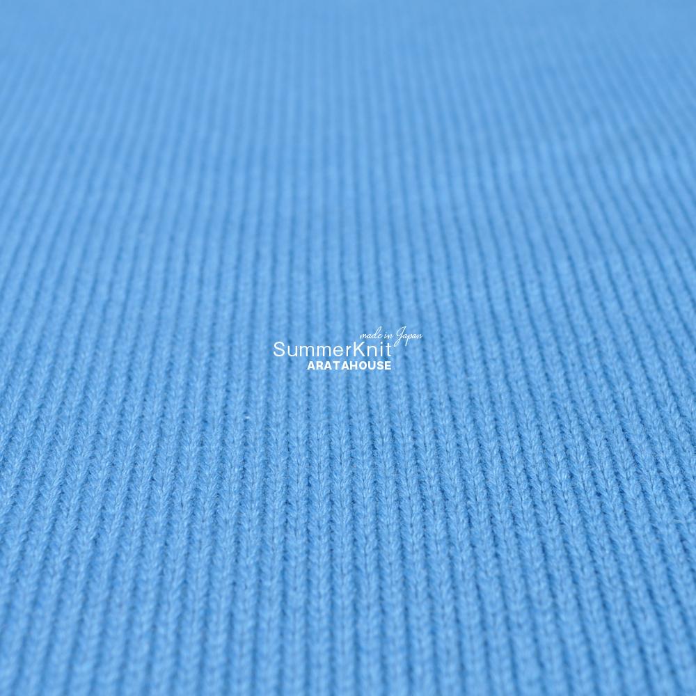 犬服|サマーニット|日本製コットン100%天竺ニット|選べる3タイプ×2カラー(純白/空色)
